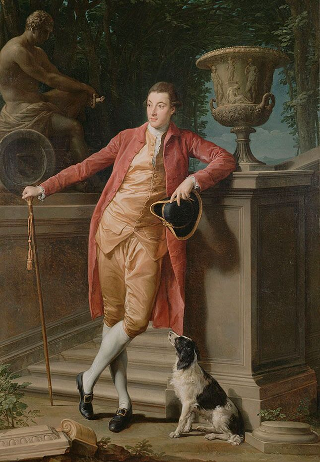 7 Pompeo_Batoni_Portrait_of_John_Talbot,_later_1st_Earl_Talbot_-_Google_Art_Project